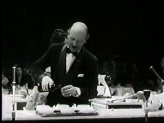 """Bon Viveur"" at the Royal Albert Hall (1956)"
