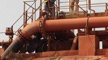 Afrique du sud, Le secteur minier en grande difficulté