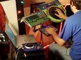 Looping w/ Sooper Looper Handsonic HPD-15 roland improv