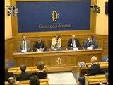 Roma - Conferenza stampa di Pierpaolo Vargiu (10.09.15)