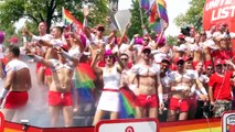 Amsterdam Gaypride 2014: Canal Parade