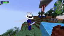 Minecraft Crazy Craft 3 0 SAVING THE WORLD! THE KING SECRET TRAP! 40 Modded Roleplay