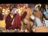 希阿荣博上师在四川:Khenpo Sherab Zangpo Rinpoche in Sichuan