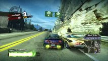 Burnout Paradise: The Ultimate Box - Road Rage Gameplay / Takedowns