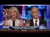 Megyn Kelly Grills Zeke Emanuel on Obamacare Promises: Was Obama Lying or 'Grossly Mistaken'?