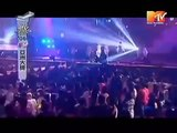 Jolin Tsai (蔡依林)- Dancing Diva(舞孃) live performance 2006 MTV Asia Awards-the Style Award