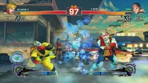 Ultra Street Fighter IV  omega mode: Ken Movelist