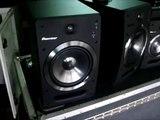 Dj Fred Tahiti Present Pioneer DJ S-DJ08 & S-DJ05 chez Visual Events