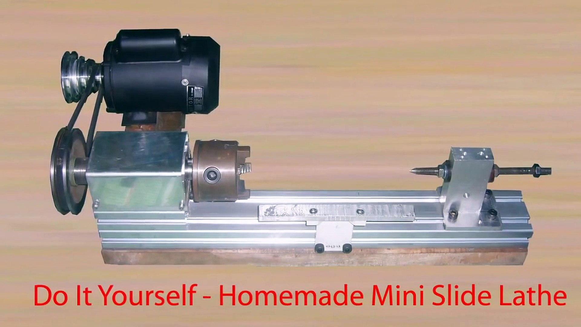 Mini Lathe Homemade Machine
