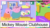 Peppa Pig Capitulos Completos DVD 10, Peppa Pig Español, Peppa Pig Varios Capitulos Mickey Mouse