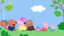 Peppa Pig Digs MOTHER/SISTER/MOTHER/SISTER