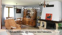 A vendre - maison - PONT DU CHATEAU (63430) - 7 pièces - 164m²