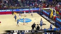 Gunnarsson's 3-pointer forces OT | Turkey vs. Iceland | EuroBasket 2015