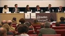 """Table ronde 2 : Témoignages - Colloque """"La précaution par principe ?"""" 1/2"""