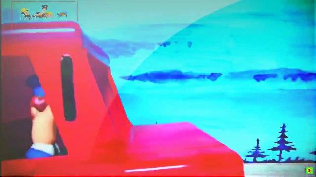 New Postman Pat, Episode with Toys. 2015 ❤️ - Fireman Sam, Peppa Pig