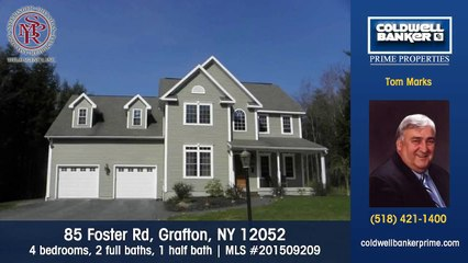 Homes For Sale 85 Foster Rd Grafton Ny 12052 Coldwell Banker Prime Properties