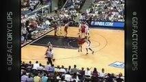 Throwback: Tim Hardaway vs Michael Jordan G4 Duel Highlights 1997 ECF Heat vs Bulls - EPIC!