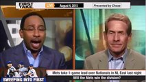ESPN First Take - Can the New York Mets Win The Division?
