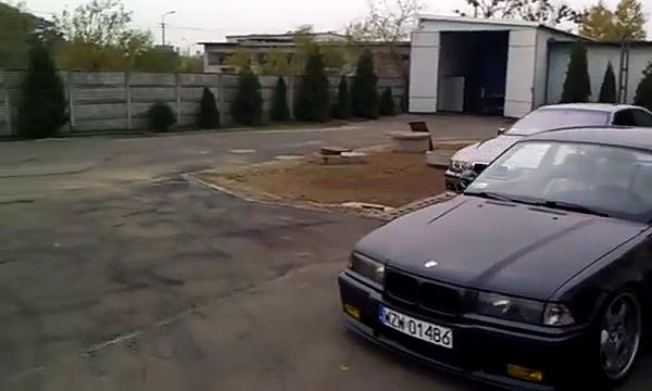 BMW e39 / BMW e36 drift