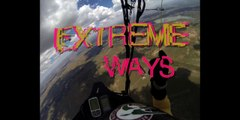 THIS, is paragliding! EXTREME WAYS - paragliding xc