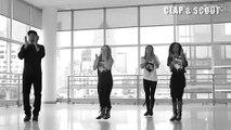 Beyoncé - Let's Move! Move Your Body (Choregraphy) (Coreografia)