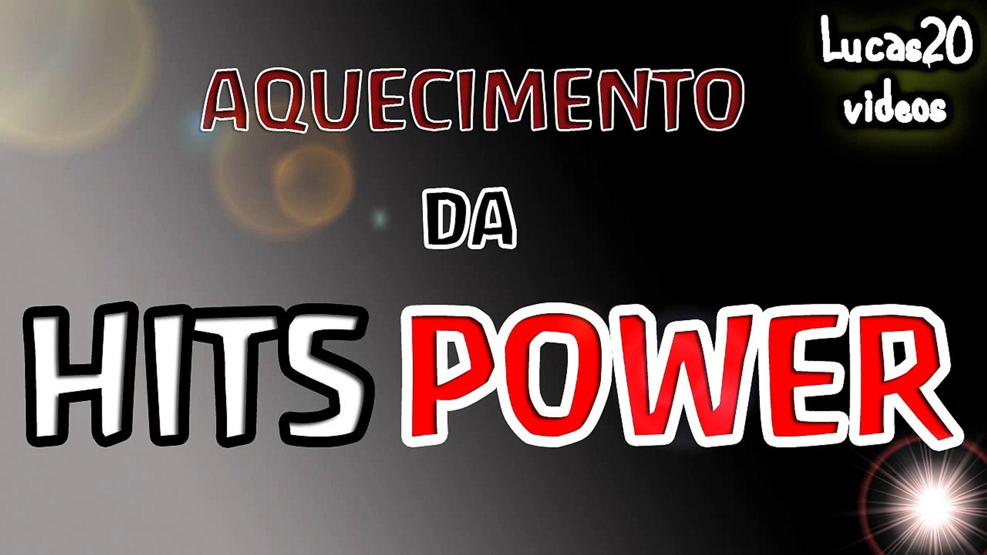 AQUECIMENTO DA HITSPOWER - MC LON , FELIPE BOLADÃO , MC CARECA , MC PIVETE , NEGUINHO DO CAXETA