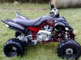 New Raptor 700 Yamaha Premium 2008 Quad ATV