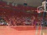 NBA Basketball - Slam Dunk Contest - Vince Carter