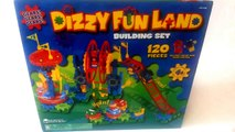 Gears! Gears! Gears! Dizzy Fun Land Building Set (디지 펀 랜드 빌딩 세트) Whirl! Spin! Zoom! juguete TOY 遊び