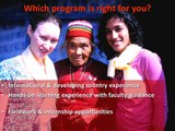 Study, service-learning and internships in Nepal: Cornell's programs for 2015-16