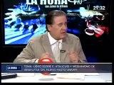 09ENE 2131 TV8 JUAN OSSIO LIBRO SOBRE ATAUCUSI Y MECANISMO DE ISRAELITAS DEL NUEVO PACTO UNIVERSAL