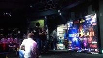 Metro flair 2015 creative open beer !) Max Krasnenko