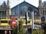 Siemens Combino Tram In Budapest = Siemens Combino Vllamos Budapestben