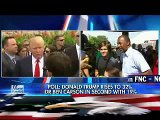 Donald Trump, Ben Carson ride wave of outsider status in national poll - LoneWolf Sager(◑_◑)