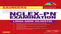 Saunders Comprehensive Review for the NCLEX-PN Examination 5e Saunders Comprehensive Review for Nclex-Pn