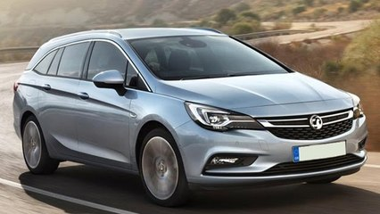 2016 Opel Astra Sports Tourer Wagon | Car Unveiling 2015