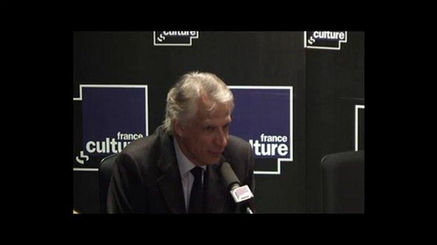 """Dominique de Villepin : """"La Turquie est un grand pays."""""""