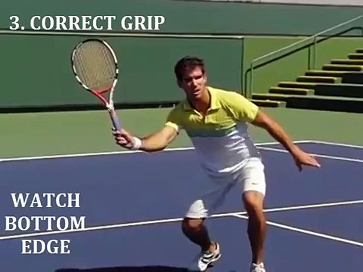 Tennis Volley In Slow Motion 3 Tips To Help You Volley Like Federer Rafter Sampras Video Dailymotion
