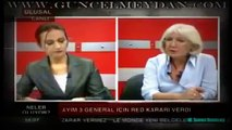 Banu Avar: WikiLeaks = Soros produksiyon! (Yeni Dünya Düzeni NWO EUSA AKPKK KKK..)