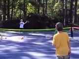 Kids Tennis - USTA 10 and Under - Competency Progression