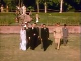 1947 India Pakistan Independence rare color video clip (1)