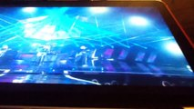 """America's Got Talent   Semi Finals - 3 Shades of Blue Pop Rock Band Performs AWOLNATION's """"Sail""""2015"""