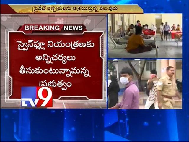 Swine flu back to haunt Telugu states