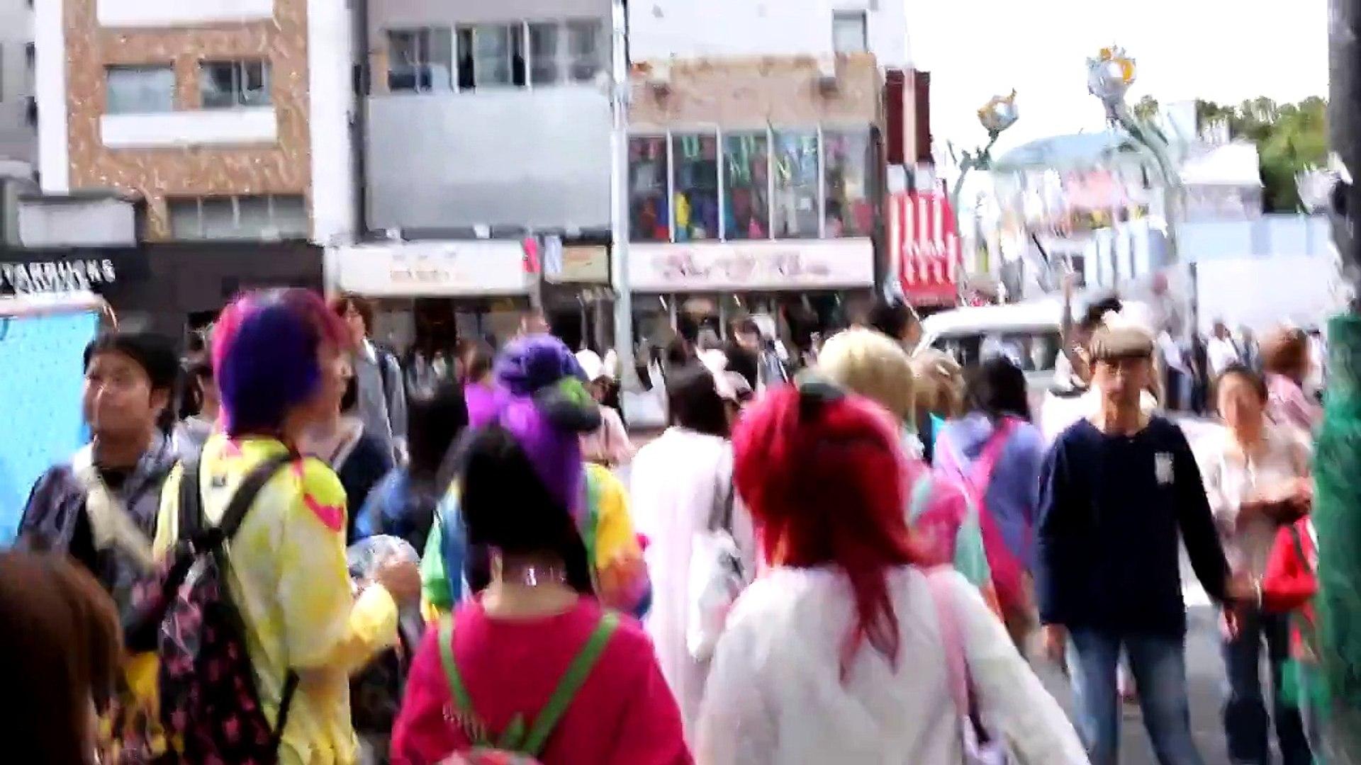 Harajuku Fashion Walk #6 - Japanese Kawaii Fashion
