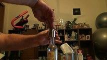 Hot Sale Stainless Steel Vacuum Sealed Red Wine Bottle Spout Liquor Flow Stopper Pour Cap