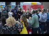2015 Edinburgh Scotland Fringe Festival Flail Family Band The Deep