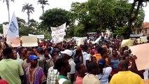 A Outra face da Manifestação em São tomé e Príncipe (no espirito do leve leve)