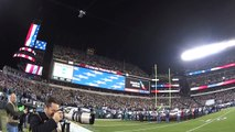 """""""Challenger"""" the Eagle Soars with Action Cam at Philly Eagles Game!"""