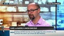 """Guénolé, du concret: """"La France est en droit d'exiger que l'OTAN aille sur le terrain faire la guerre à Daesh"""" - 11/09"""