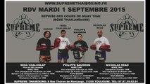 Supreme ThaiBoxing 2015 Muay Thai Toulouse Boxe Thai Club